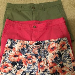 Super cute Gap shorts for Spring- Bundled deal!